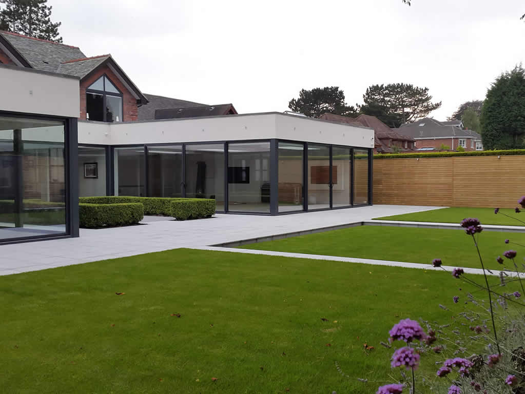 garden design company in southport